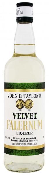 John D. Taylor's Velvet Falernum 0,7 Liter 11%