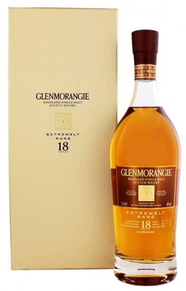 Glenmorangie 18YO Extremely Rare 0,7 Liter