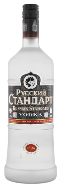 Russian Standart Vodka 1 Liter 40%