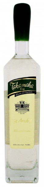 Takamaka Bay St. Andre Vesou Rhum 0,7 Liter 40%