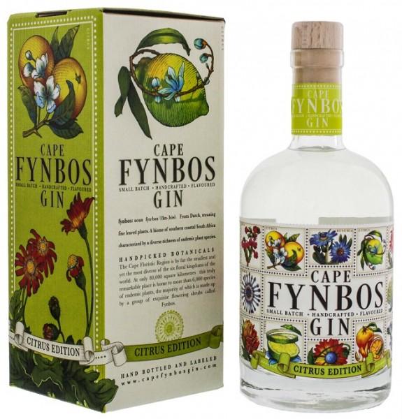 Cape Fynbos Citrus Edition Gin 0,5 Liter 43%