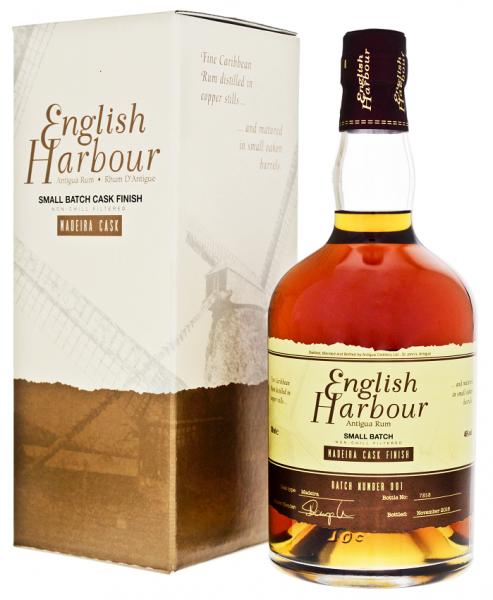 English Harbour Madeira Cask Finish Rum 0,7 Liter 46%