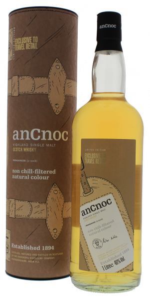 An Cnoc Limited Edition 1 Liter 46%