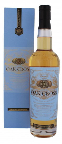 Compass Box Oak Cross Whisky 0,7L