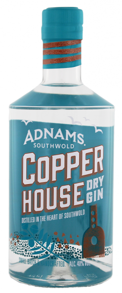 Adnams Copper House Dry Gin 0,7 Liter 40%