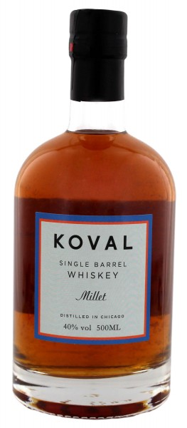 Koval Millet Whiskey Single Barrel 0,5 Liter