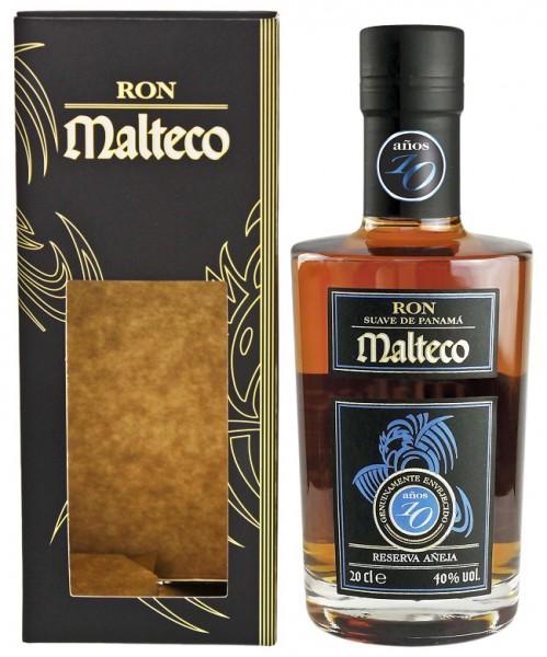 Malteco 10YO Rum 0,2 Liter 40%