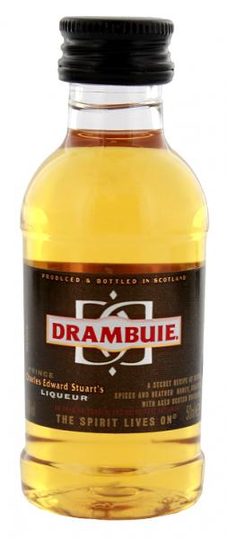 Drambuie Liqueur 0,05 Liter 40%