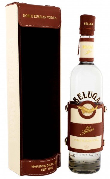Beluga Vodka Allure 0,7 Liter