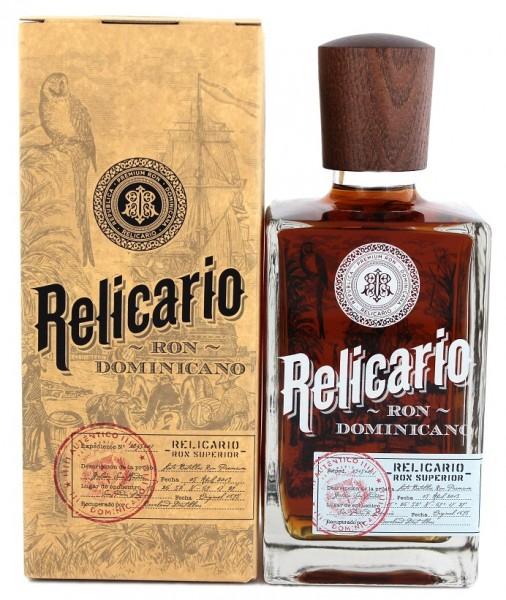 Ron Relicario Dominicano Superior 0,7 Liter