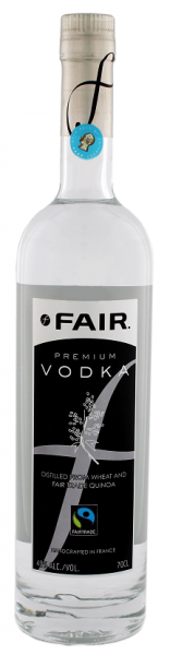 Fair Vodka 0,7 Liter 40%