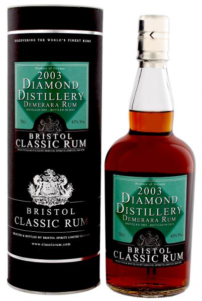 Bristol Diamond Guyana 2003/2015 0,7 Liter
