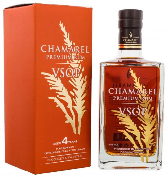 Chamarel VSOP Rum 0,7 Liter
