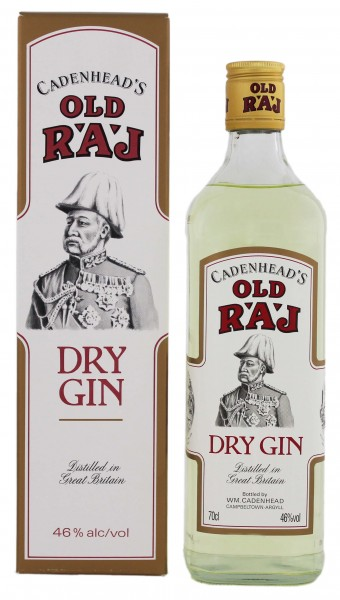 Cadenhead´s Old Raj Gin 0,7 Liter 46%