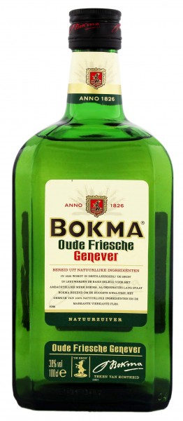 Bokma Oude Friesche Genever 1 L