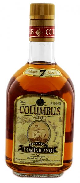 Columbus Anejo 7YO 0,7 Liter