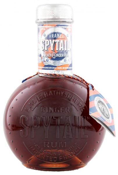 Spytail Black Ginger Rum 0,7 Liter 40%