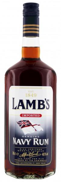 Lamb´s Navy Rum 1 Liter 40%