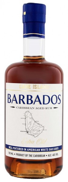Cane Island Barbados Aged Rum Extra Old 0,7 Liter 40%
