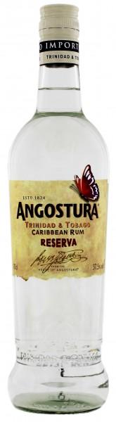 Angostura 3YO Carribean Reserva White Rum 0,7 Liter 37,5%