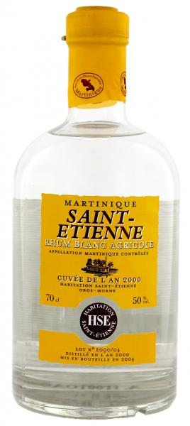 Saint Etienne Blanc Rhum 0,7 Liter 50%