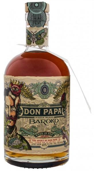Don Papa Baroko 0,7 Liter 40%