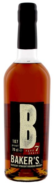Baker's 7YO Bourbon Whiskey 0,7 Liter 53,5%