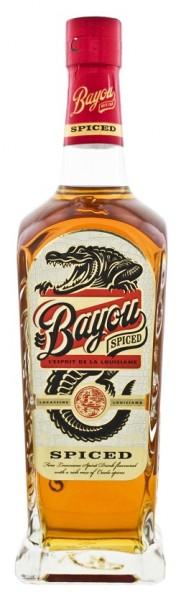 Bayou Spiced 0,7 Liter 40%