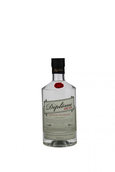 Diplôme Dry Gin 0,7 Liter 44%