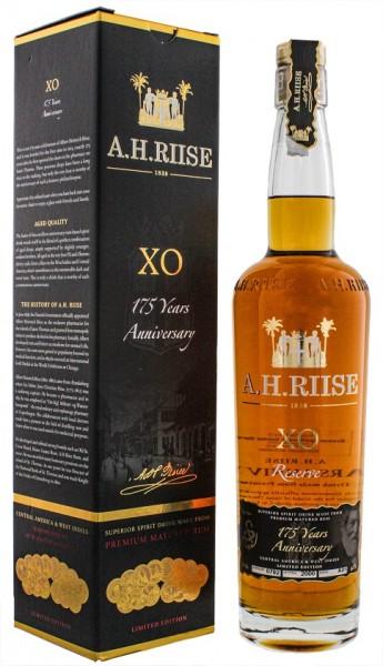 A.H. Riise XO Reserve 175YO Anniversary 0,7 Liter 42%