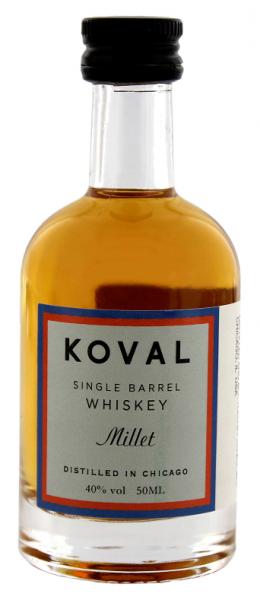 Koval Millet Whiskey Single Barrel 0,05 Liter