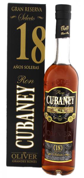 Cubaney 18YO Soleras 0,7 Liter
