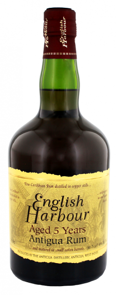 English Harbour 5YO 0,7 Liter