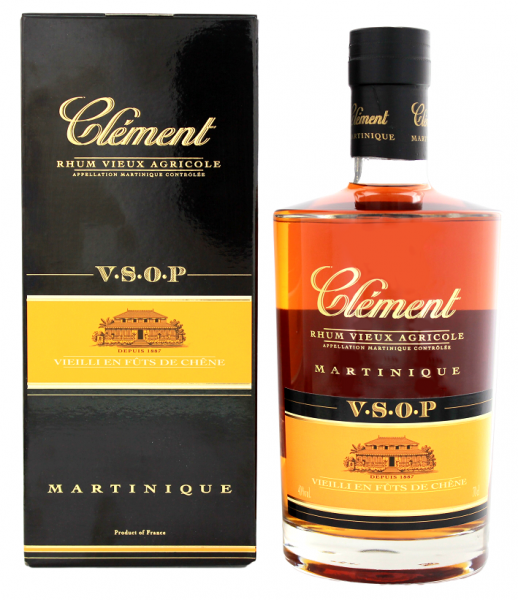 Clément Vieux VSOP Rhum 0,7 Liter