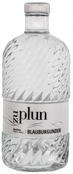 Zu Plun Pinot Nero Blauburgunder Grappa 0,5 Liter 42% Vol.