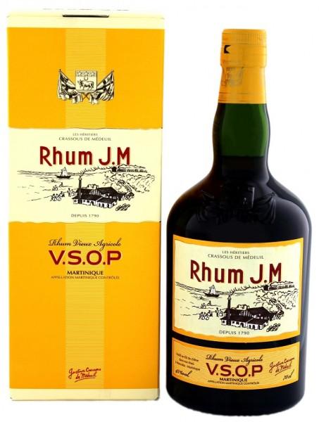 JM Rhum Vieux VSOP 0,7 Liter