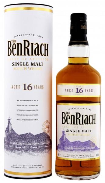 BenRiach 16YO Malt Whisky