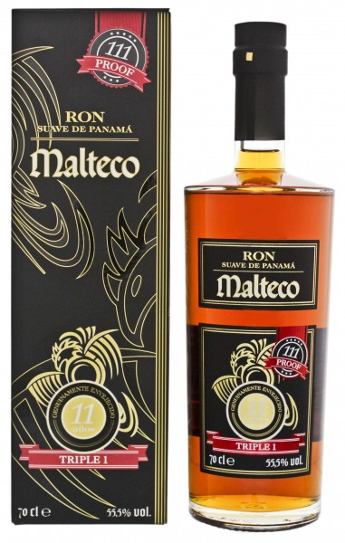 Malteco 11YO Triple 1 Rum 0,7 L