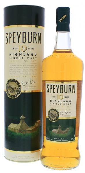 Speyburn 10YO 1 Liter 40%