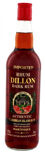 Dillon Cigar Reserve Dark Rum 0,7 Liter 40%