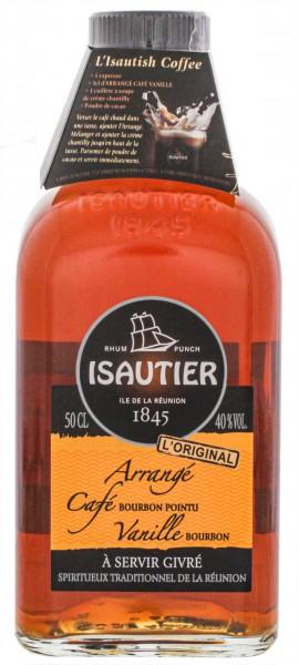 Isautier L'Arrangé Café Vanille 0,5 Liter 40%