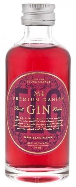 Elg No. 4 Gin 0,05 Liter 46,5%