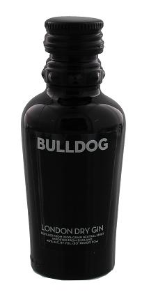 Bulldog Gin 0,05 Liter 40%