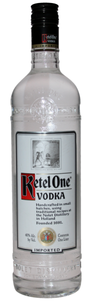 Ketel One 1 Liter vodka