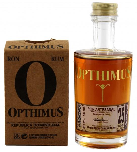 Opthimus 25YO 0,05 Liter