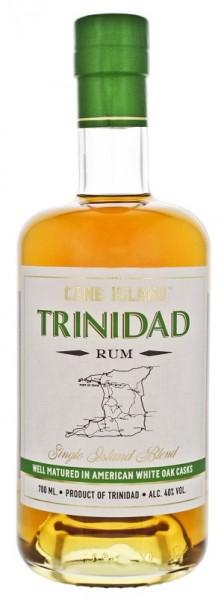 Cane Island Trinidad Single Island Blend Rum 0,7 Liter 40%