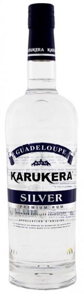Karukera Silver Rum 0,7 Liter 40%