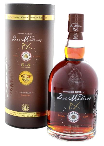 Dos Maderas PX 5+5 YO Rum 0,7 Liter 40%