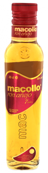 Macollo Anejo 7YO 0,2 Liter
