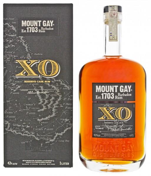 Mount Gay XO Reserve Cask Rum 1 Liter 43%